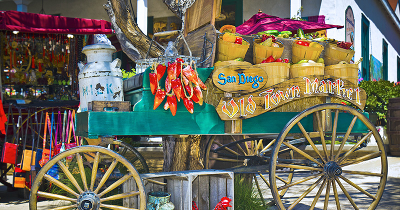 Complete History Of Old Town San Diego